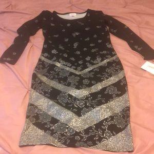 Lularoe Elegant Debbie Dress
